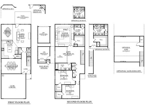 heritage homes floor plans southern heritage home designs house plan 2278 c the