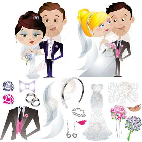 Wedding Animation Kl by And Groom Clipart 22