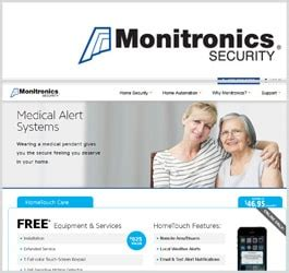 monitronics security 174 alert system review