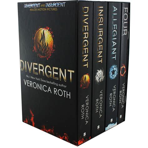 000758850x divergent series box set books divergent series box set books 1 4 by veronica roth