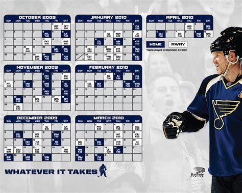 Blues Game Giveaways - nhl schedule 2016 17 autos post