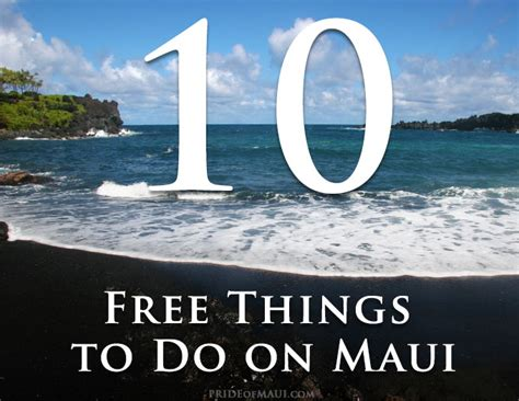 image gallery lahaina maui attractions