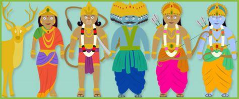 diwali puppets templates diwali images rama sita hanuman ravana free early