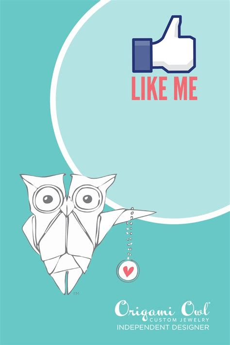 Origami Owl News - like me on to stay up to date on all origami