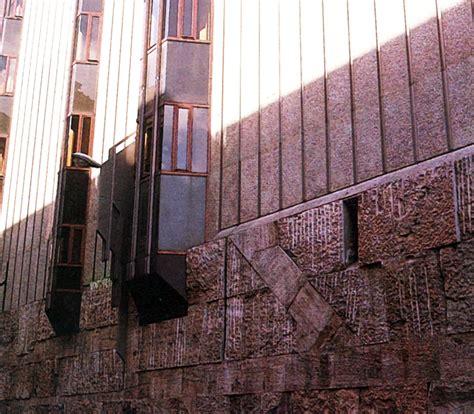 banco pastor madrid banco pastor madrid olalquiaga arquitectos