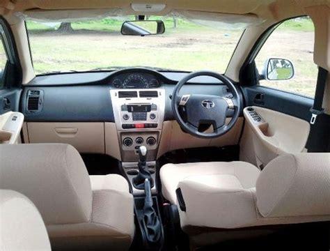 Indica Car Interior by Tata Indica Vista In India Features Reviews