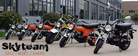 50ccm Motorrad Auf Raten Kaufen by Skyteam Motorrad 50ccm 125ccm Kaufen O Finanzieren