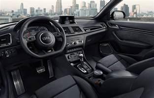 Audi Q3 Interior Pictures Audi Q3 Audi Uk
