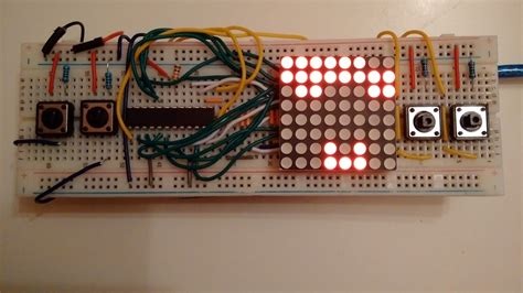 led matrix wiring matrix free printable wiring
