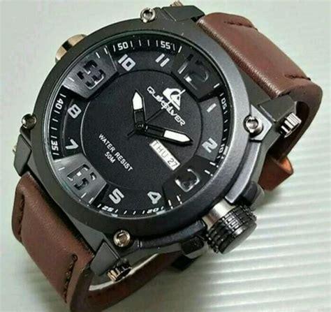 jual jam tangan pria murah quicksilver daydate aktif