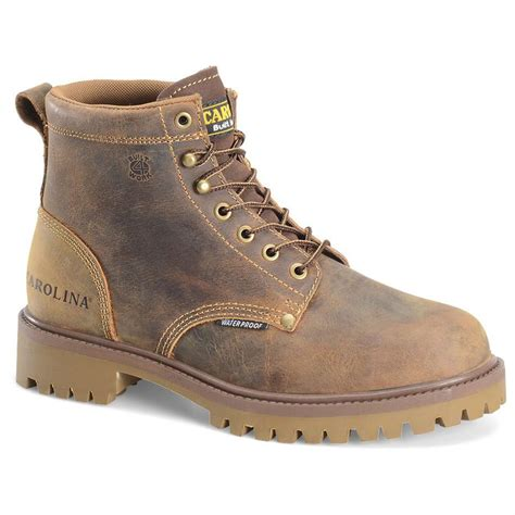 s carolina waterproof work boots town folklore
