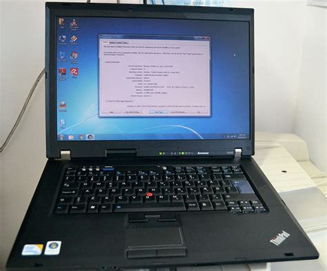 Laptop Lenovo R500 laptop sh lenovo r500 2 duo t6570 2 gb ddr3 80gb shop pc botosani