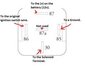 12 volt 40 relay wiring diagram 12 wiring diagram