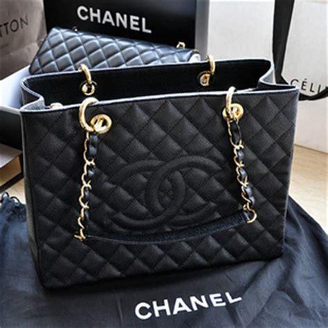 bagz heaven: chanel gst (grand shopping tote) a50995