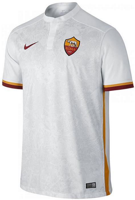 As Roma Away 201516 nike as roma 2015 16 football jerseys