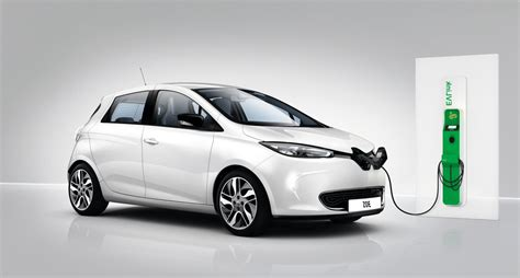The Fully Electric Renault Zoe On Its Way To Zealand