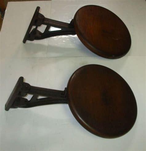 swing arm bar stools antique iron machine age swing arm stools brackets