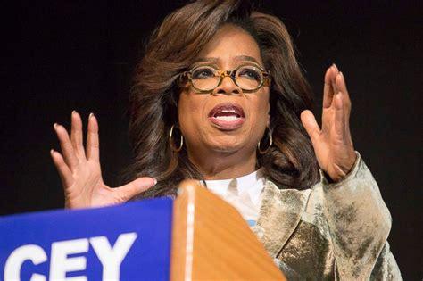 oprah winfrey georgia oprah goes door to door to caign for georgia candidate