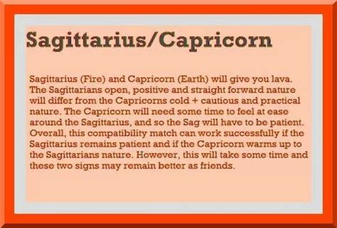 sagittarius vs capricorn quotes quotesgram