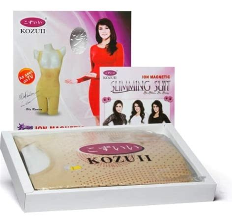 Slimming Suit New kozui slimming suit new jaco home shopping