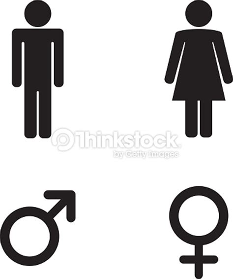 man woman bathroom symbol man and woman toilet sign and male and female symbols