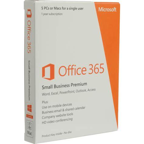 Windows 365 Login Microsoft Office 365 Small Business 1 Year 6sr 00009 B H Photo