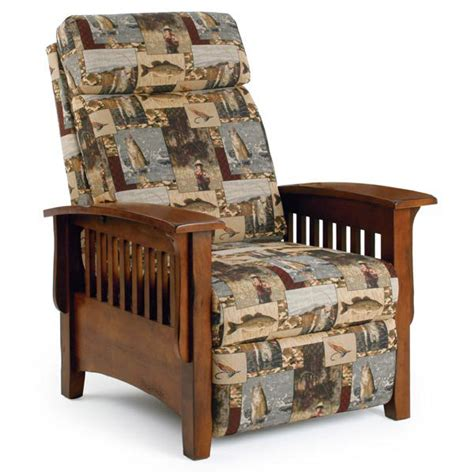 lazy boy mission recliner best furniture in rochester ny by best home furnishings