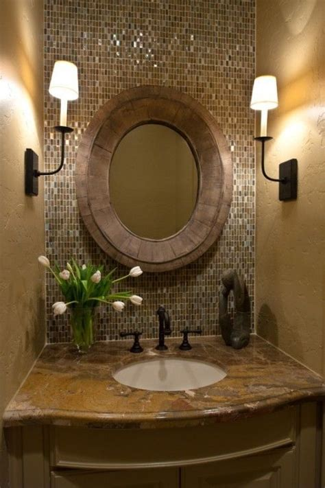 half bathrooms beautiful half bath idea for the home pinterest
