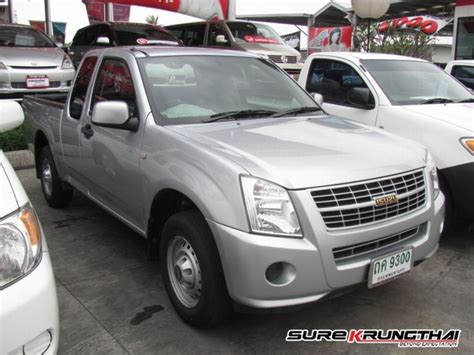 isuzu dmax 2006 used isuzu d max cab4 pickup trucks year 2006 price
