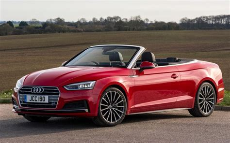 Audi 1 Cabrio by Audi A5 Cabriolet Review Could This Drop Top Be The