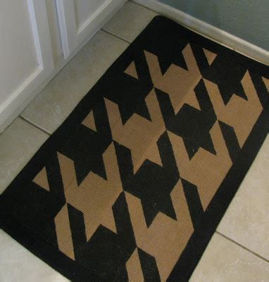 powder room rug my 3 monsters a powder room makover on a budget