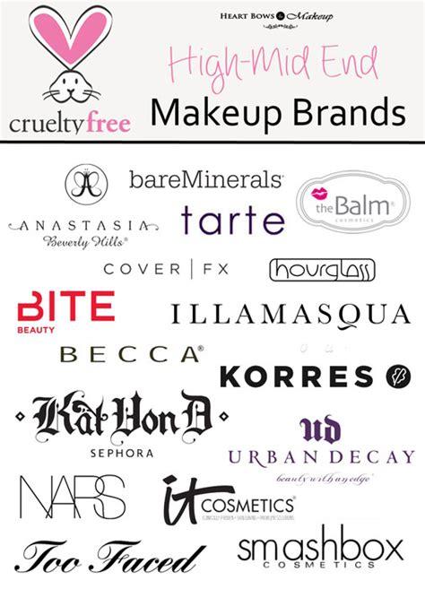Make Up Brand Makeover cruelty free brands makeup drugstore skincare