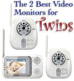 the two best video monitors for twins | twins and triplets