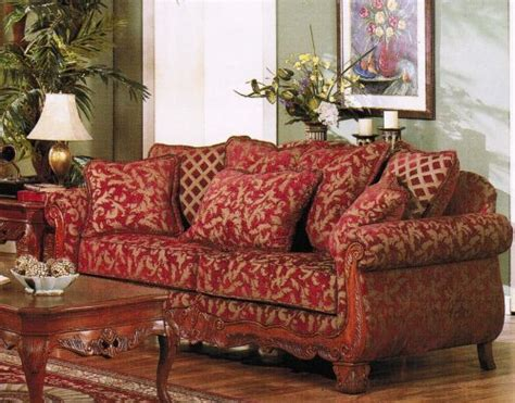 floral fabric sofa sofa best top sellers sofa couch burgundy gold floral