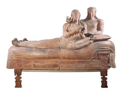 sarcophagus of reclining couple extra credit timeline preceden