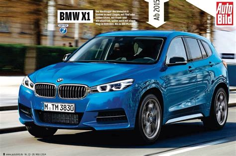 new bmw x1 2016 bmw x1 f48 photos and updated w