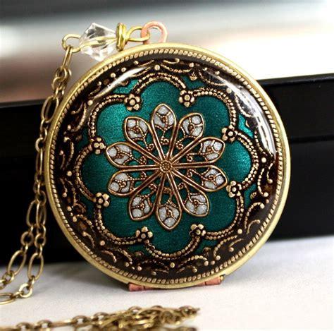 lockets for jewelry locket bridal necklace something blue necklace wedding