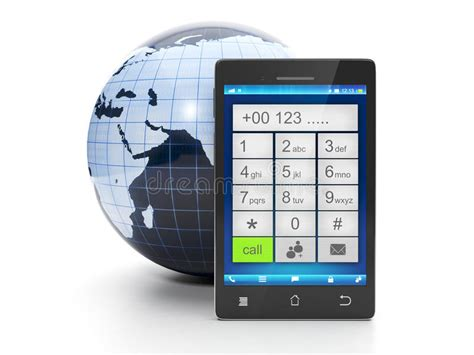 free call mobile to mobile call from a mobile phone royalty free stock photo image