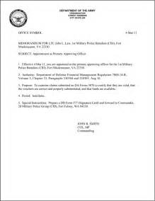 Navy Ombudsman Appointment Letter Example Memorandum For Request Pictures To Pin On