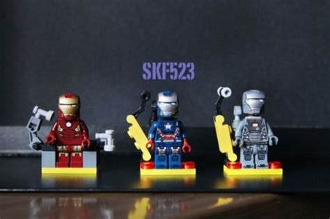 Lego 30168 Ironman Minifigure details about 80 s godbot god bot transformers