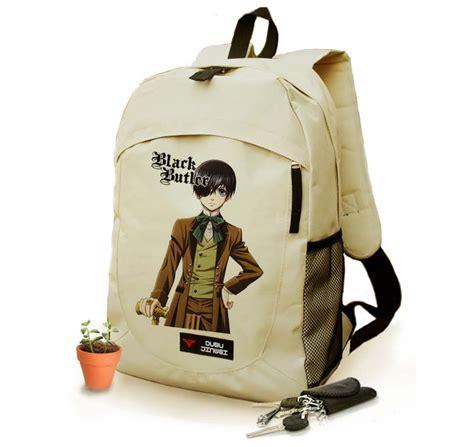 A Birthday And A Discount From Butler Bag by Anime Black Butler Sebastian Michaelis Cos Anime