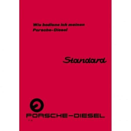 Porsche Diesel Schlepper by Porsche Diesel Schlepper Technische Daten Porsche Traktor