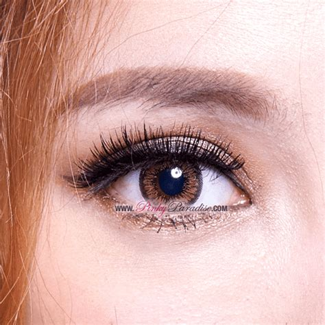 toric colored contacts mi sunflower brown toric circle lenses colored contacts