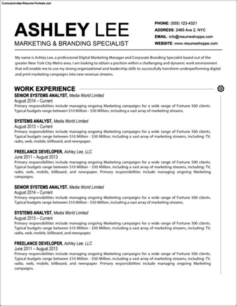 resume template for mac word resume template word mac free sles exles format resume curruculum vitae free