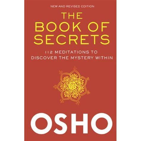 Book Of Secrets osho book of secrets nightggett