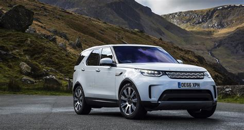 land rover discovery cing land rover s newest discovery is king of the hill