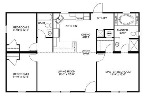 manufactured home floor plan 2005 clayton colony bay floor plans clayton homes 28 images modular home