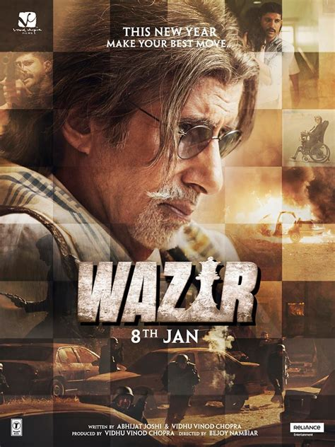 biography of hindi movie wazir wazir 2016 watch hd geo movies