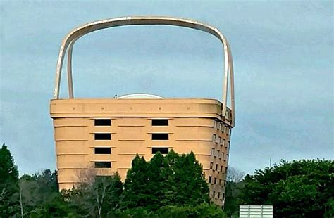 longaberger basket building for sale hered by its looks the big picnic basket nobody wanted