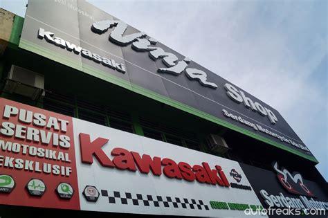 Kawasaki Shop by Kawasaki Launches Shop In Malaysia